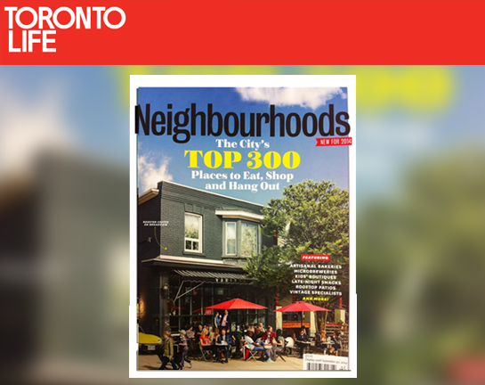 Toronto Life names the beech tree in their top 300